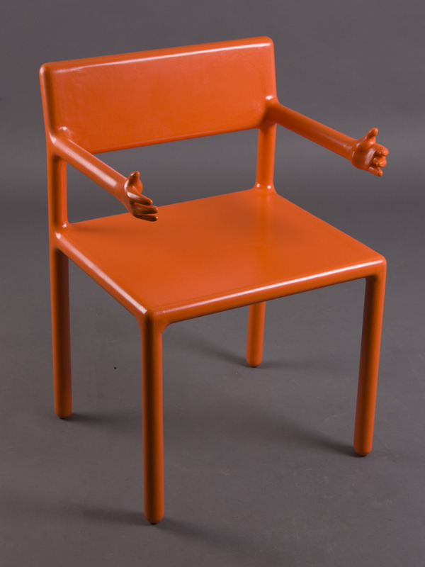 Arms Chair by Oleksandr Shestakovych 2