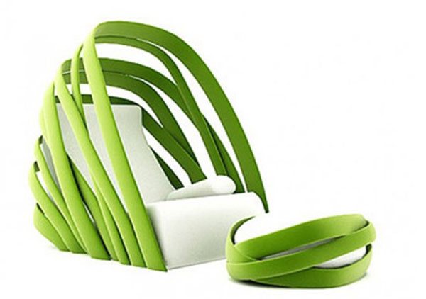 Kanom Chair by Thinkk