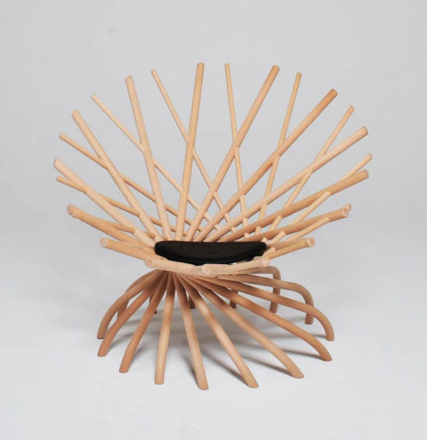 Nest Chair by Markus Johansson