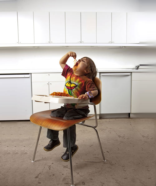 Eames Hack Kids Chair