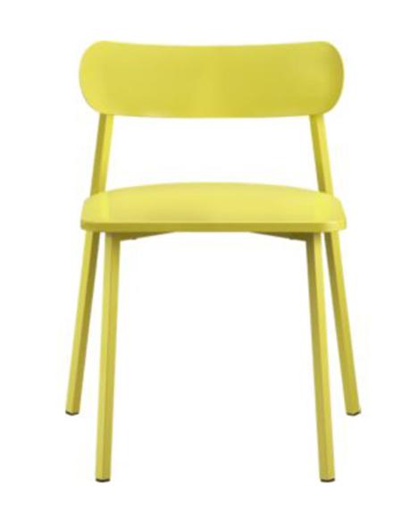 Yellow Fleet Chair Chartreuse