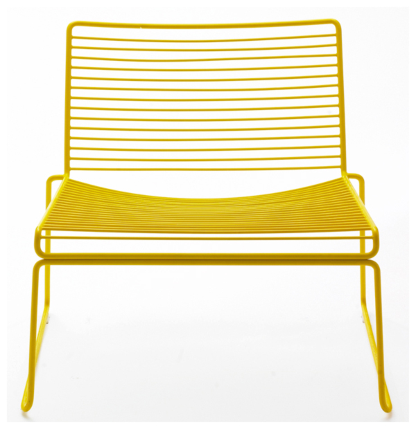 Yellow Hee Lounge Chair