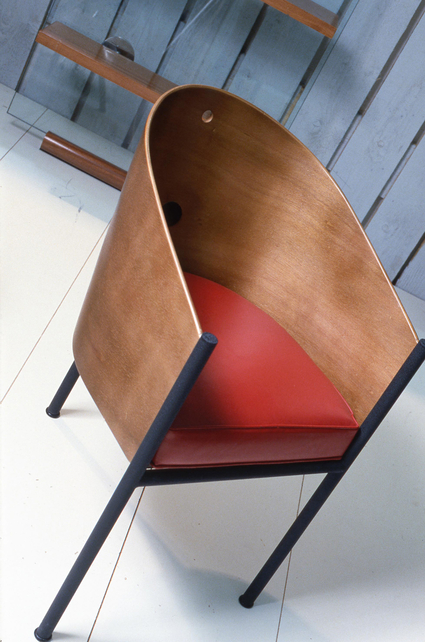 costes chair by philippe starck in centre pompidou