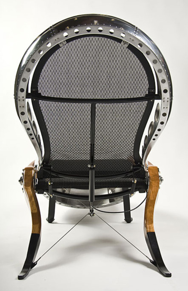 Aviator Chair by David Catta 2