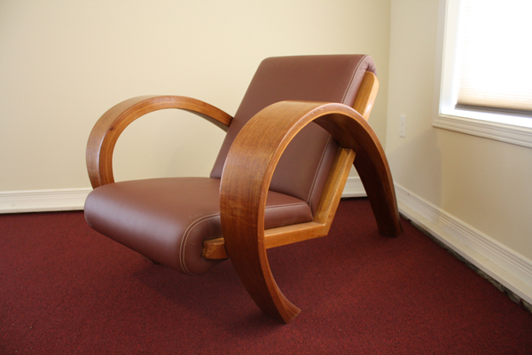 Ultra Lounge Chair by Steve Vowels 1