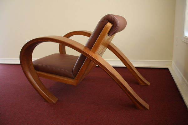 Ultra Lounge Chair by Steve Vowels 2