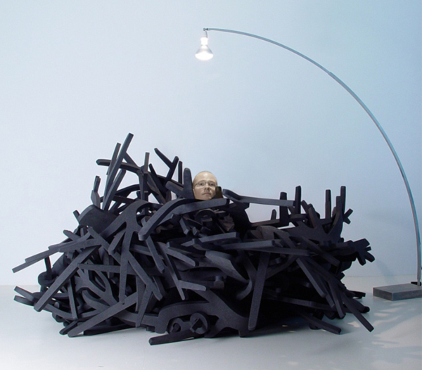 Nest Chair by Tjep