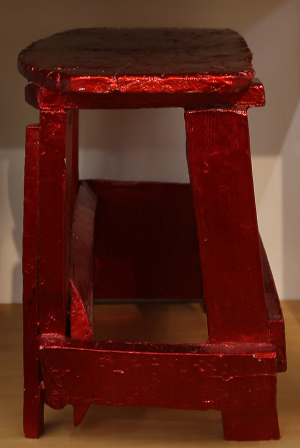 Chinese Stool by Wieki Somers