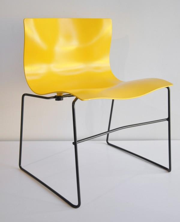 Handkerchief Chair by Massimo Vignelli
