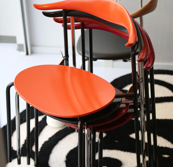 Ch 88 by Hans Wegner Stacked I56A1916