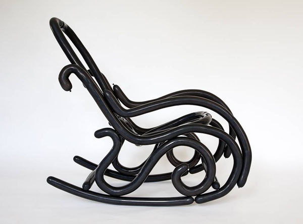 Thonet Balloon Rocker by Hester Oerlemans