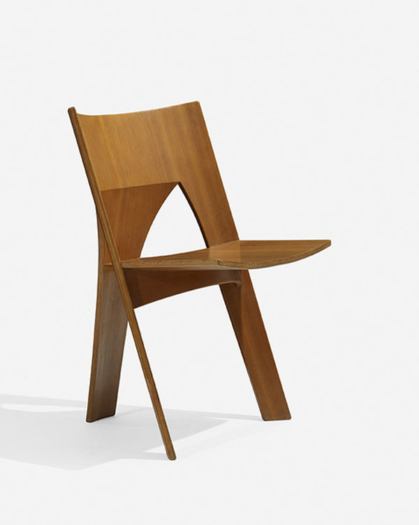 Nanna Ditzel Three Legged Chair