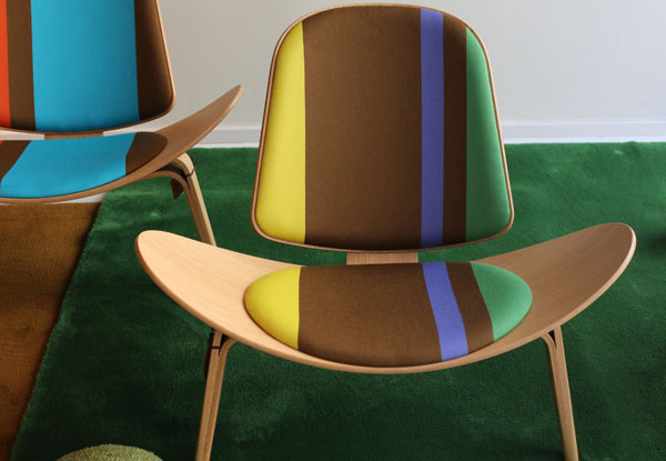 CH 07 Shell Chair by Hans Wegner I56A1888