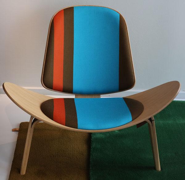 CH 07 Shell Chair by Hans Wegner I56A1889 A