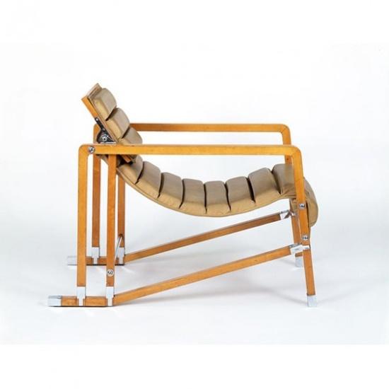 Eileen Gray Deck Chair