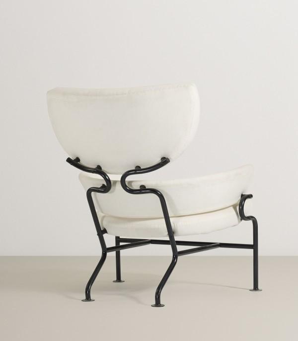 Franco Albini Wing Chair back