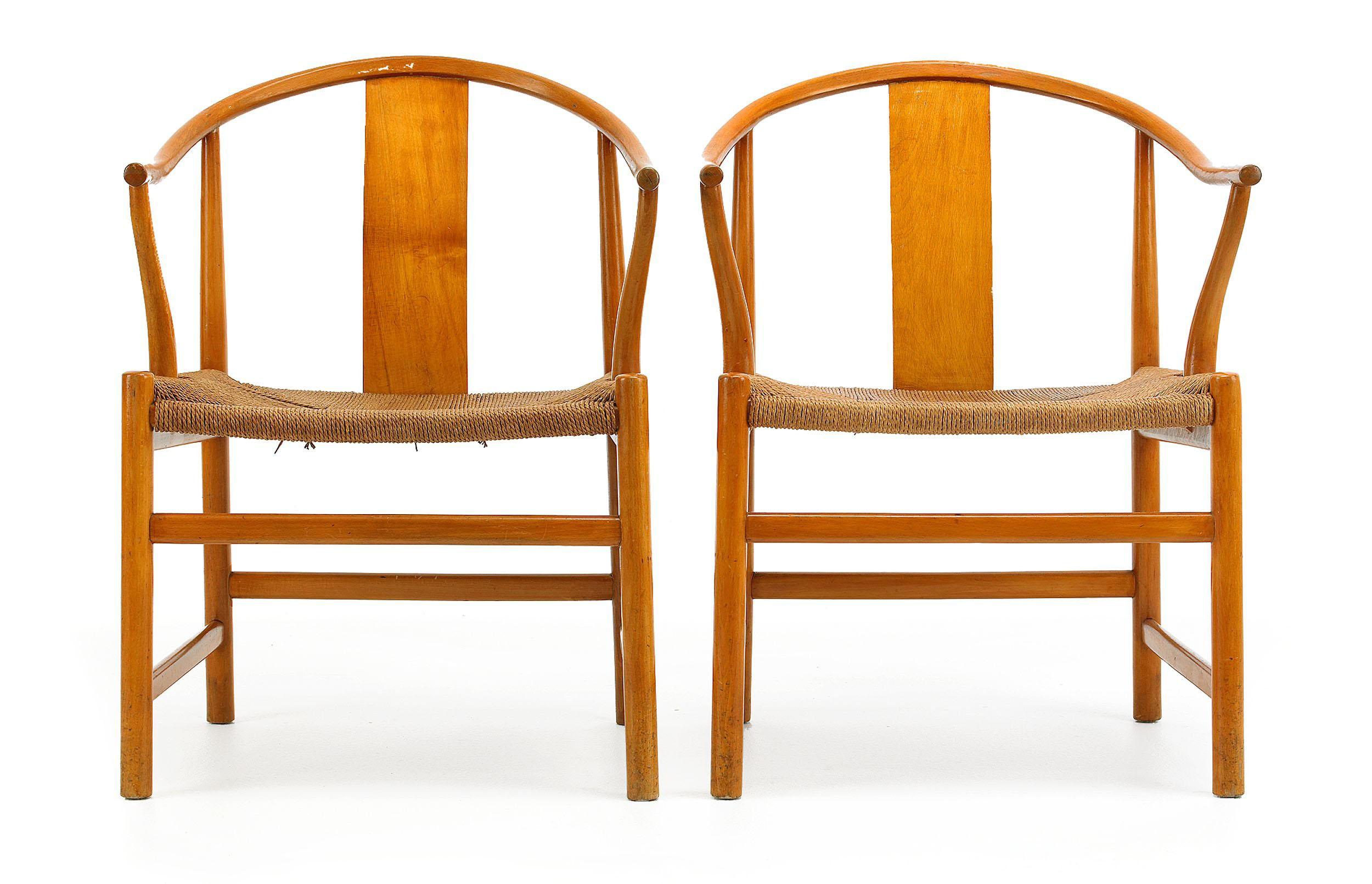 Wegner China Chairs By Johannes Hansen
