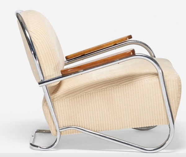 490- K.E.M Weber - chair - Design, 27 March 2014 - Auctions - Wright 2014-07-21 12-21-12