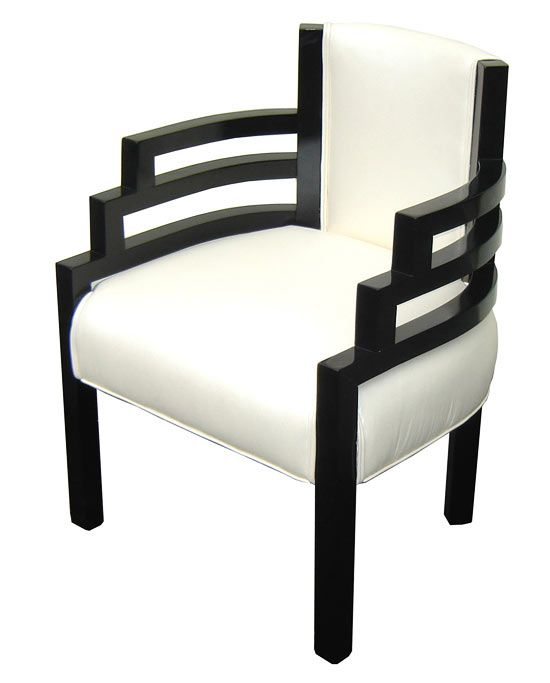 KEM Weber Biltmore Chair White