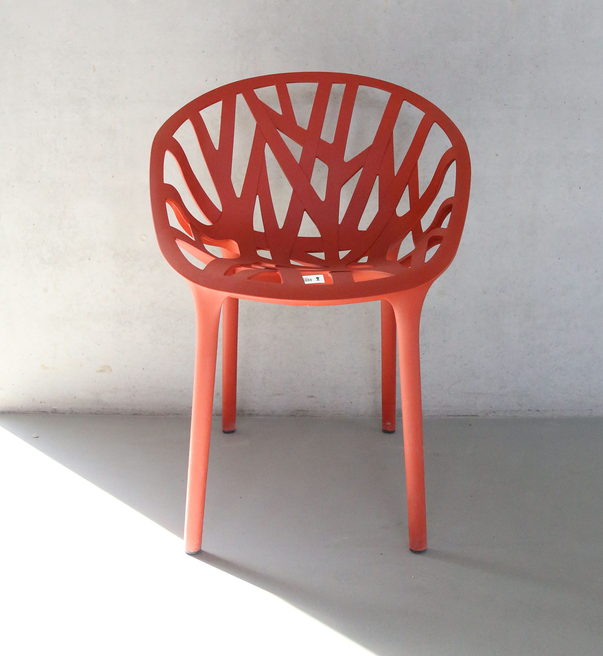 vegetal chair by ronan and erwan bouroullec. Black Bedroom Furniture Sets. Home Design Ideas