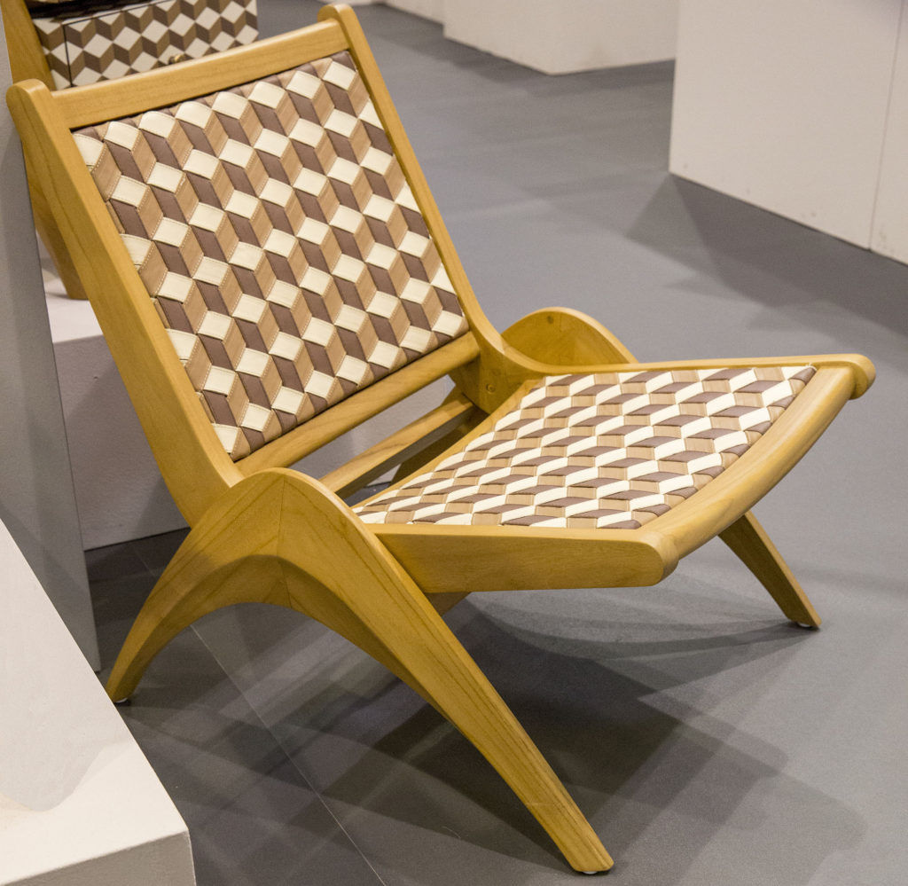 Boogaloo Lazy Chair by Aura Living