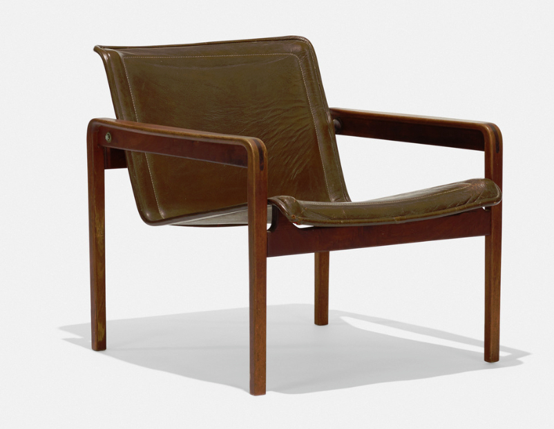 Prototype Leisure Armchair by Richard Schultz
