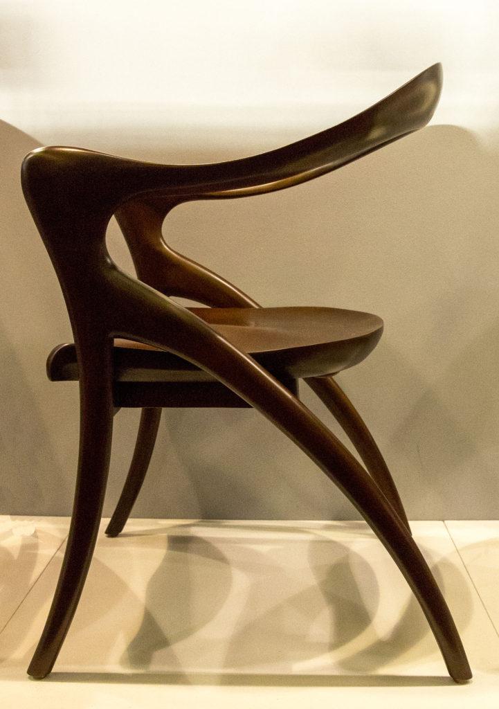 Tango Chair by Aura Living Dark