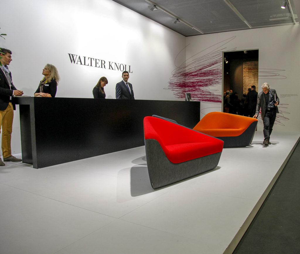 Sitting Stones by UNStudio/Ben van Berkel - 2013 IMM Cologne