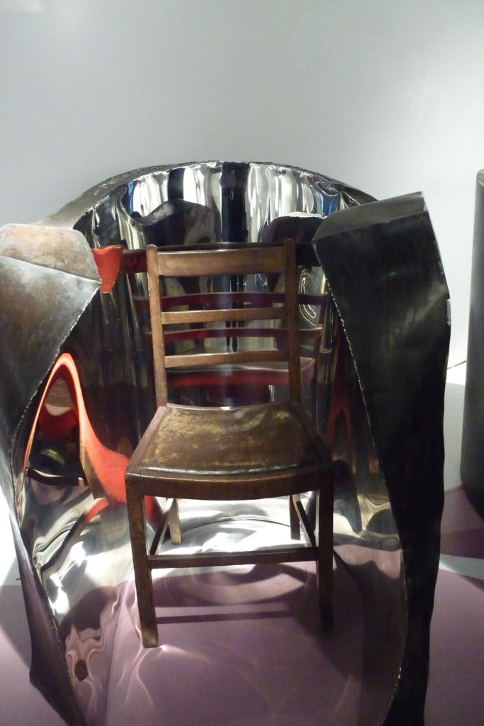 Chair by Its Cover - Ron Arad