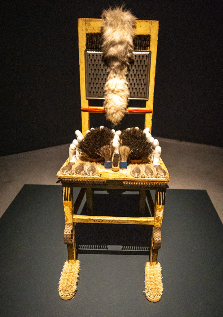 Chair Art by Jan Svankmajer