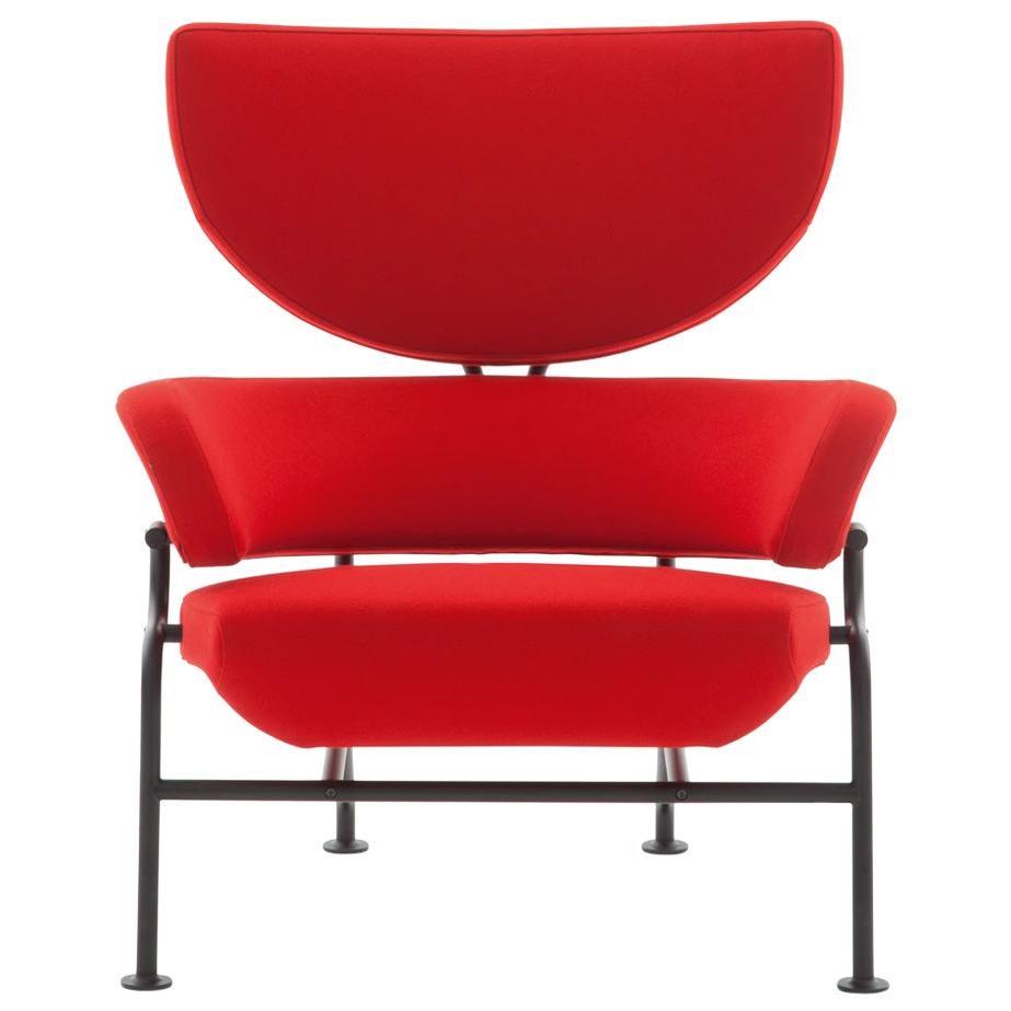 Red Tre Pezzi Armchair