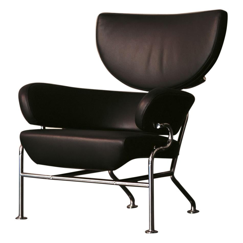 Black Tre Pezzi Armchair