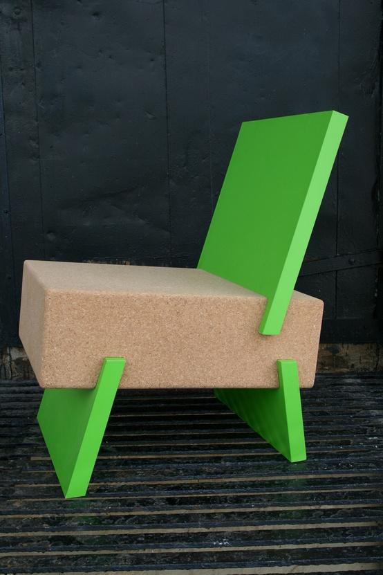 3 / 1 chair by Daniel Michalik