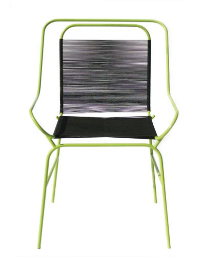 Alaska Chair by Tanya Aguiniga Front