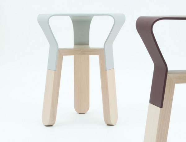 Avo Stool by Rui Alves