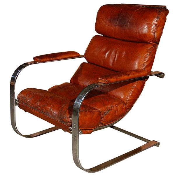Armchair 180 By Gilbert Rohde