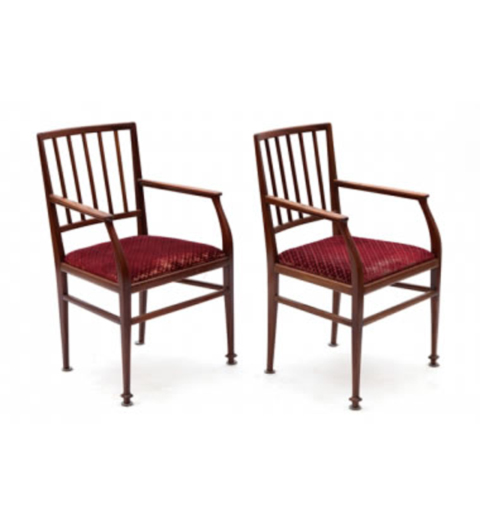 Armchairs-by-Karel-de-Bazel