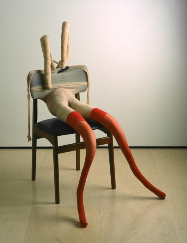 Artsy Chair by Sarah Lucas. by Sarah Lucas & Artsy Chair by Sarah Lucas - Chairblog.eu