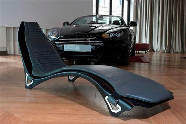 Aston Martin Lounge Chair