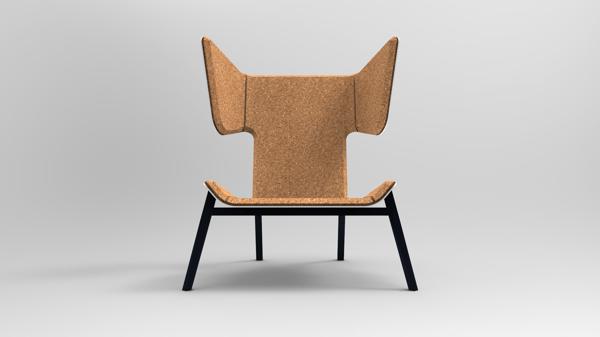 BAO Wingchair by Alix Videlier