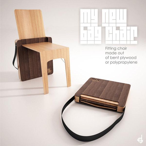 Bag Chair by Stevan Djurovic