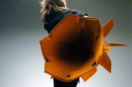 FOLD Chair by Nina Bruun