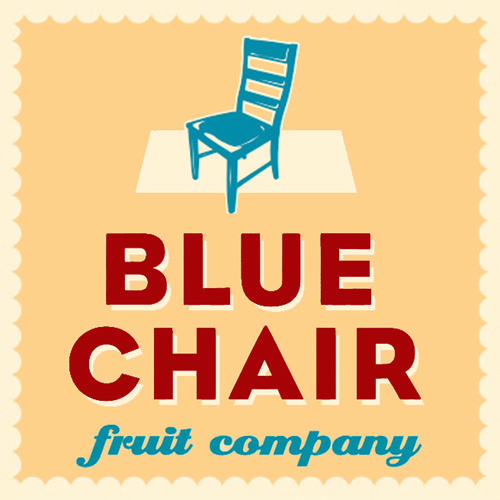 Blue Chair Fruit Company Logo