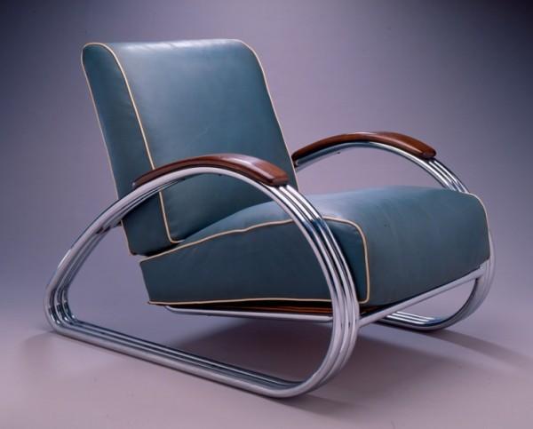 Blue KEM Weber Armchair (2)