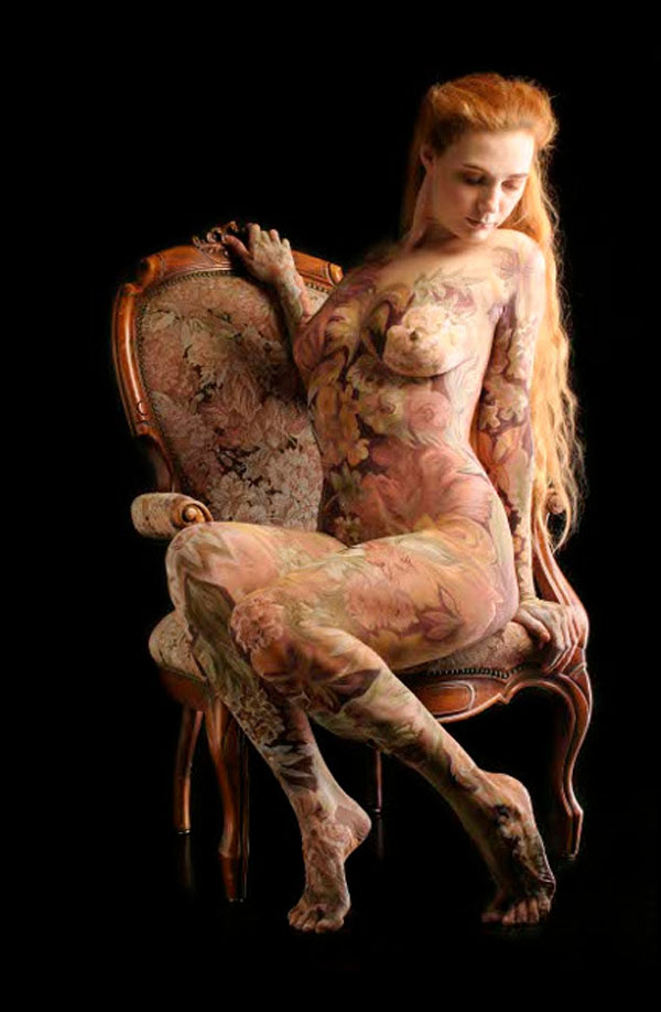 Body Art and Chairs 1