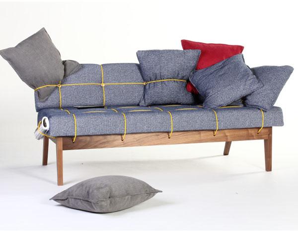 Bungy Sofa by Leala Dymond