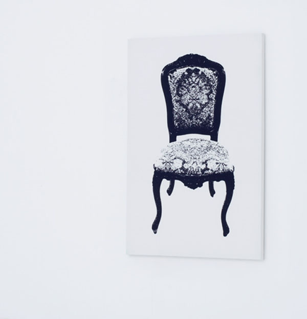 Canvas Chair by Yoy hanging