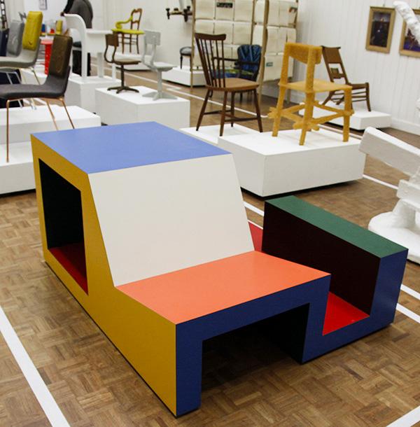 Chair 2002 by Krijn de Koning _MG_2562A Sidevieuw