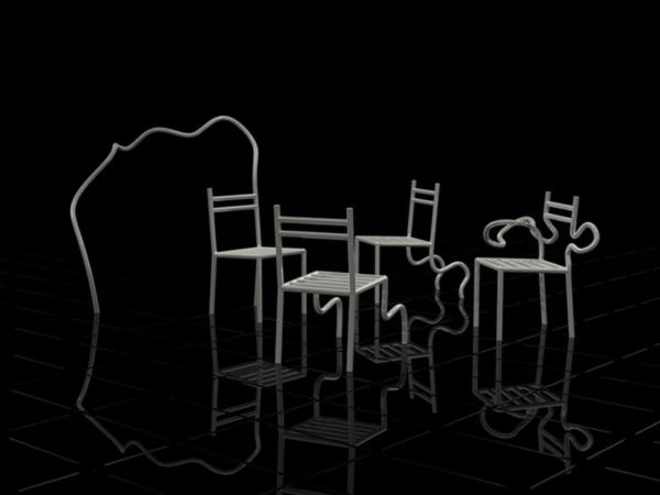 Chair Park by Hongtao Zhou