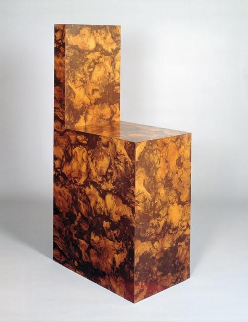 Chair by Richard Artschwager
